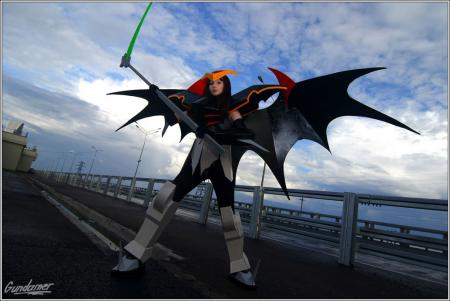 Deathscythe from Mobile Suit Gundam Wing worn by Naga zmeyuka