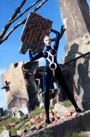 Lashina from Superman worn by Naga zmeyuka