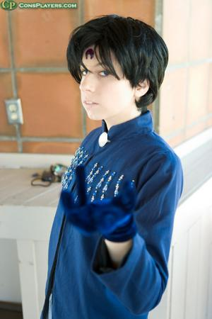 Sapphire from Sailor Moon R worn by Ryuichi