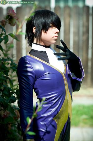 Zero from Code Geass worn by Ryuichi