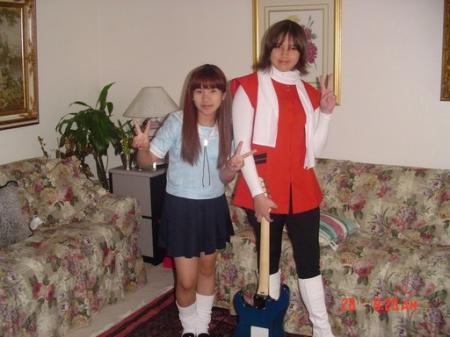 Yomi / Koyomi Mizuhara from Azumanga Daioh worn by Janelle Ann