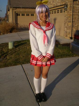 Tsukasa Hiiragi from Lucky Star worn by Janelle Ann