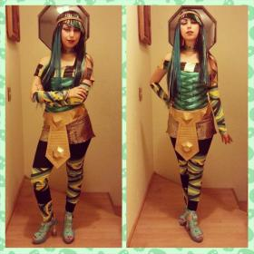 Cleo de Nile from Monster High worn by RosieGaga