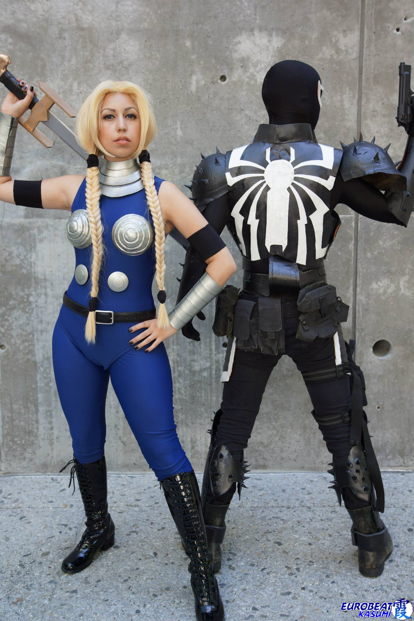 valkyrie marvel costume - photo #14