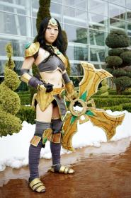 Sivir from League of Legends worn by RedSonya