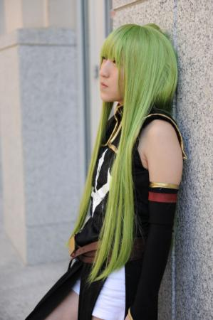 C.C. from Code Geass R2 worn by RedSonya