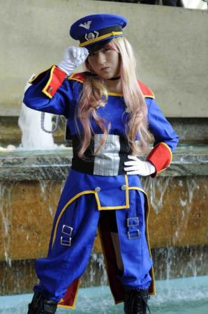 Sheryl Nome from Macross Frontier worn by RedSonya