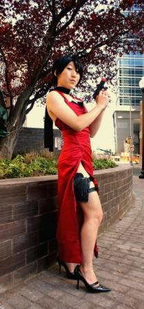 Ada Wong from Resident Evil 4