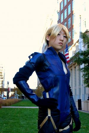 Jill Valentine from Resident Evil 5 worn by RedSonya
