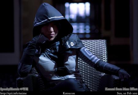 Kasumi Goto from Mass Effect 2