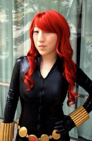 Black Widow from Marvel Comics worn by RedSonya