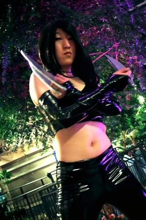 X-23 from Marvel vs Capcom 3 worn by RedSonya