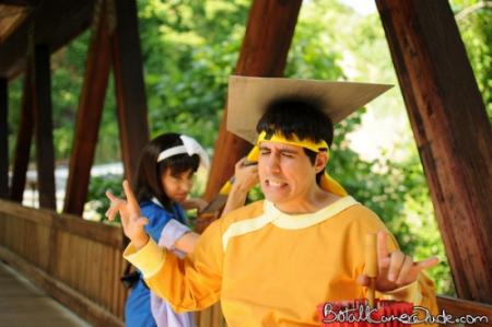 Ryouga Hibiki from Ranma 1/2