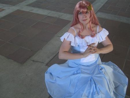 Lacus Clyne from Mobile Suit Gundam Seed Destiny worn by TseUq