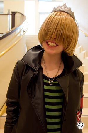 Belphegor from Katekyo Hitman Reborn! worn by TseUq