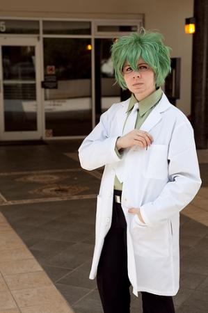 Verde from Katekyo Hitman Reborn!