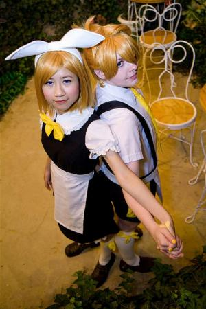 Kagamine Len from Vocaloid 2 (Worn by TseUq)