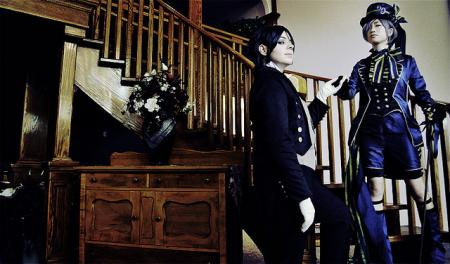Sebastian Michaelis from Black Butler worn by TseUq