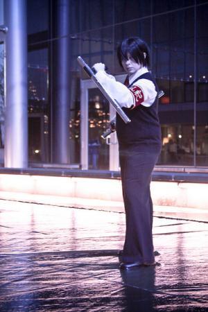 Kyouya Hibari from Katekyo Hitman Reborn! worn by TseUq