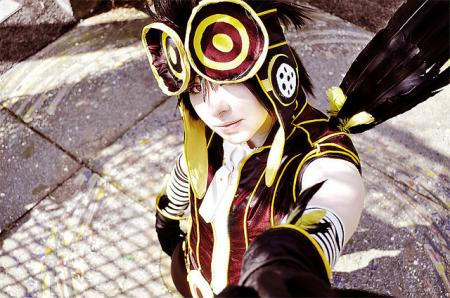CROW from Bakuman worn by TseUq
