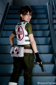 Rebecca Chambers from Resident Evil worn by Shii Arisugawa