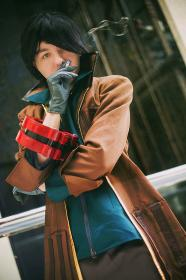 Lindow Amamiya from GOD EATER worn by arcane drifter