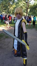 Kagamine Len from Vocaloid 2 worn by arcane drifter