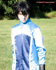 Setsuna F Seiei from Mobile Suit Gundam 00 worn by arcane drifter