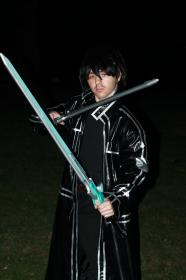Kirito from Sword Art Online by arcane drifter
