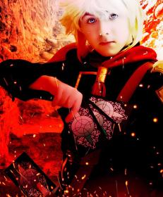 Ace from Final Fantasy Type-0 worn by arcane drifter