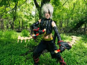 Haseo from .hack//GU  by arcane drifter