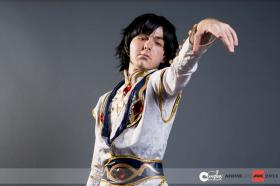 Lelouch Lamperouge from Code Geass R2 worn by arcane drifter