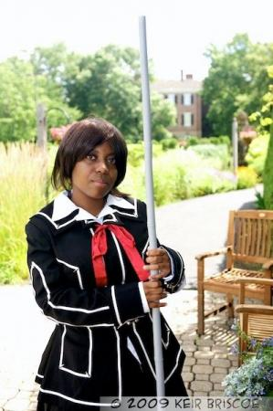 Yūki Cross from Vampire Knight worn by Ashli-chan