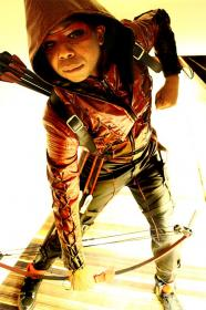 Arsenal/Roy Harper from Arrow worn by princemercury1