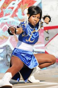 Chun Li from Street Fighter IV by Bree The V.