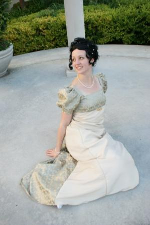 Elizabeth Darcy from Pride and Prejudice worn by silverxplayer