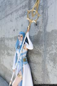 Azura from Fire Emblem Fates worn by Zalora