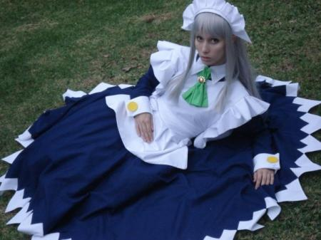 Fubuki from Kamen No Maid Guy worn by Zalora