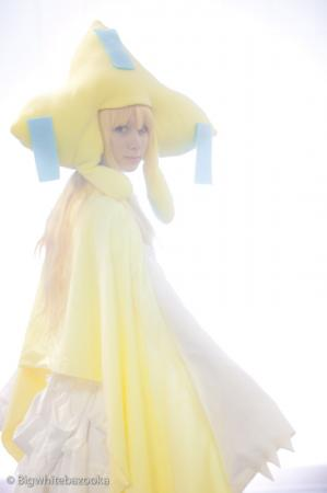 Jirachi from Pokemon worn by Zal
