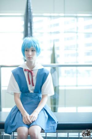 Rei Ayanami from Neon Genesis Evangelion worn by Zal