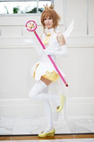 Sakura Kinomoto from Card Captor Sakura  by Zalora