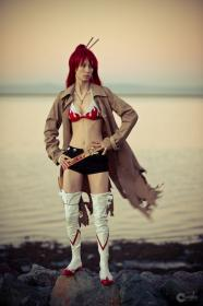 Yoko Littner from Tengen Toppa Gurren-Lagann worn by Zalora