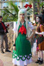 Keine Kamishirasawa from Touhou Project worn by Zal