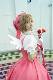 Sakura Kinomoto from Card Captor Sakura (Worn by Zalora)