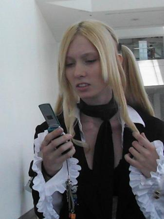 Sylvia Kristel from No More Heroes worn by Zal
