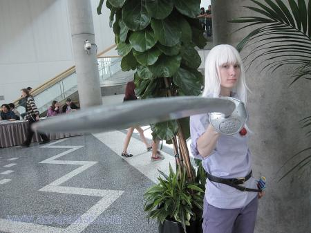 Griffith from Berserk worn by Zalora