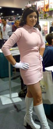 Dr. Girlfriend from Venture Bros.