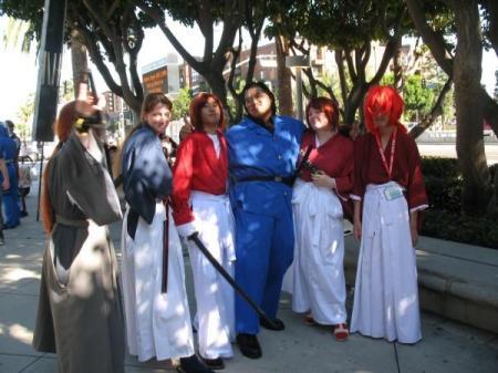 Saitou Hajime from Rurouni Kenshin