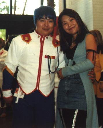 Miki Kaoru from Revolutionary Girl Utena worn by CardShark