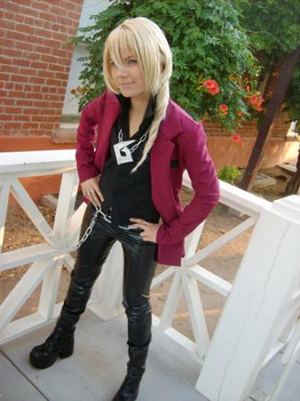 Klavier Gavin from Apollo Justice: Ace Attorney worn by tasu